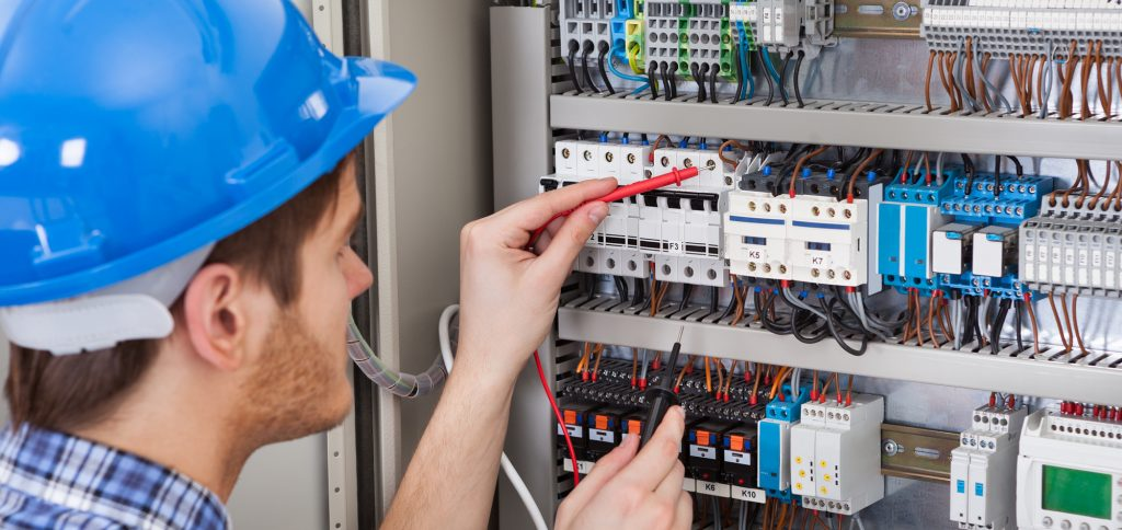 commercial electricians in Perth