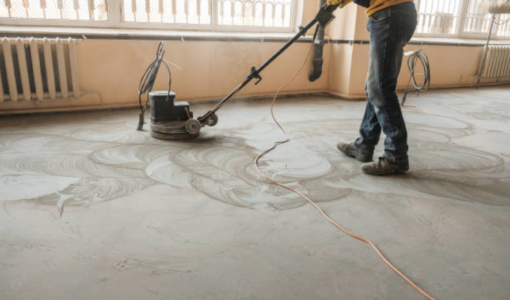 Concrete Sealing Agents